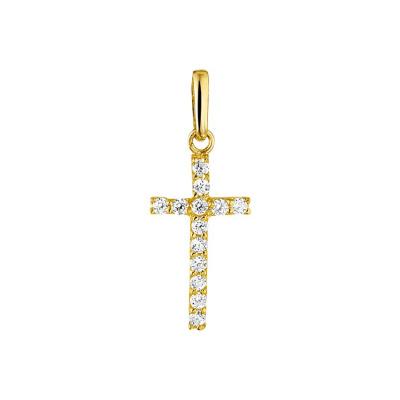 Hanger kruis zirkonia 40.17291