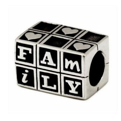 OHM AHC001 Baby Blocks Love Family