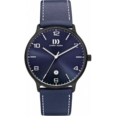 Foto van DANISH DESIGN WATCH IQ22Q1127 TITANIUM