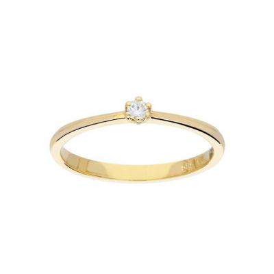 Ring Solitair Diamant 214.2005