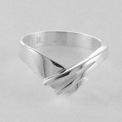 Zilveren handgemaakte ring van Nol Sieraden AG93127.7