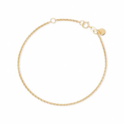 Foto van Belladonna 14 crt gouden armband van Swing Jewels