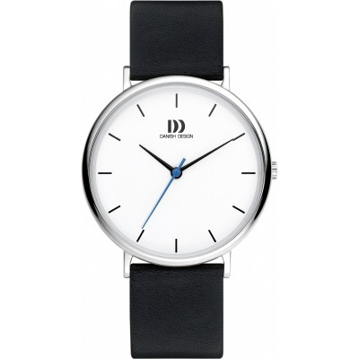 DANISH DESIGN WATCH IQ12Q1190 Roestvrij Staal DESIGNED BY JAN EGEBERG