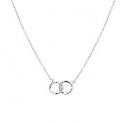 Collier rondjes 1,2 mm 40 + 4 cm 13.25590
