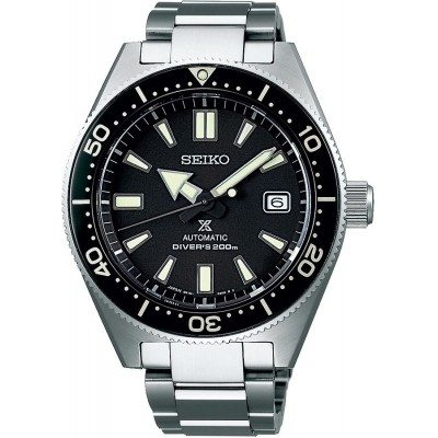 Seiko Prospex SPB051J1 horloge heren - zilver - edelstaal