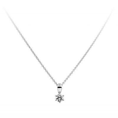 Foto van Diamonfire zilveren collier 803.0030.45