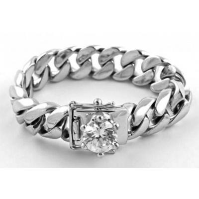 Massieve zilveren armband 627201903