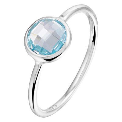Ring blauw topaas 13.32001