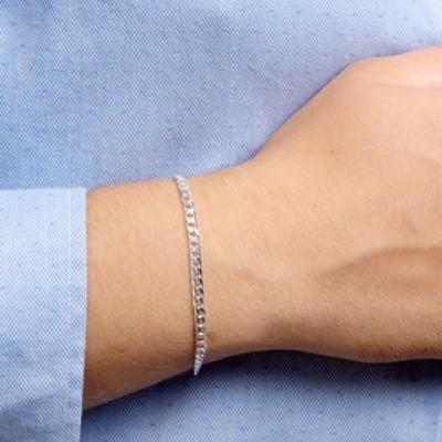 Armband geslepen gourmet 4,0 mm 10.01764