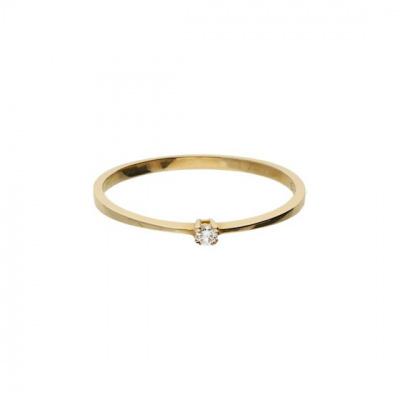 Ring Solitair Diamant 214.2063.54