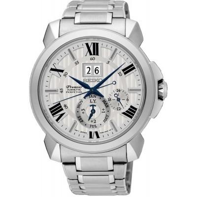 Seiko Premier SNP139P1 horloge heren