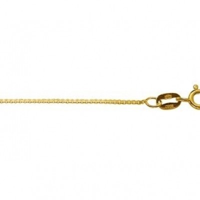 Collier venetiaans 0,8 mm 4003886