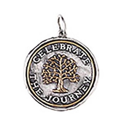 Waxing Poetic Celebrate the Journey Medallion - CTJ4MS