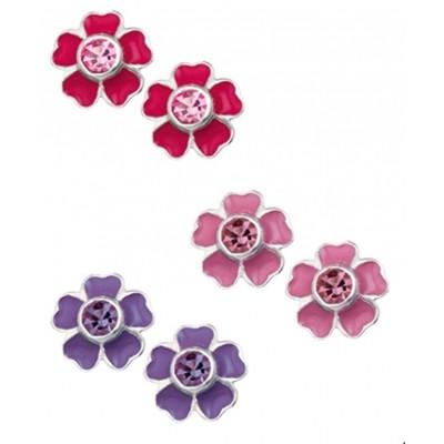 Oorknoppen bloem assortiment 1018249