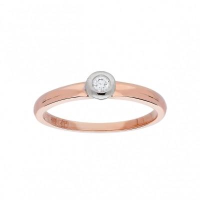 Foto van Glow gouden ring 214.5208.54
