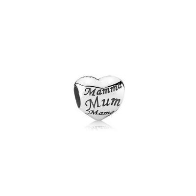 Pandora - Bedel - 791112 - Mama - Zilveren bedel