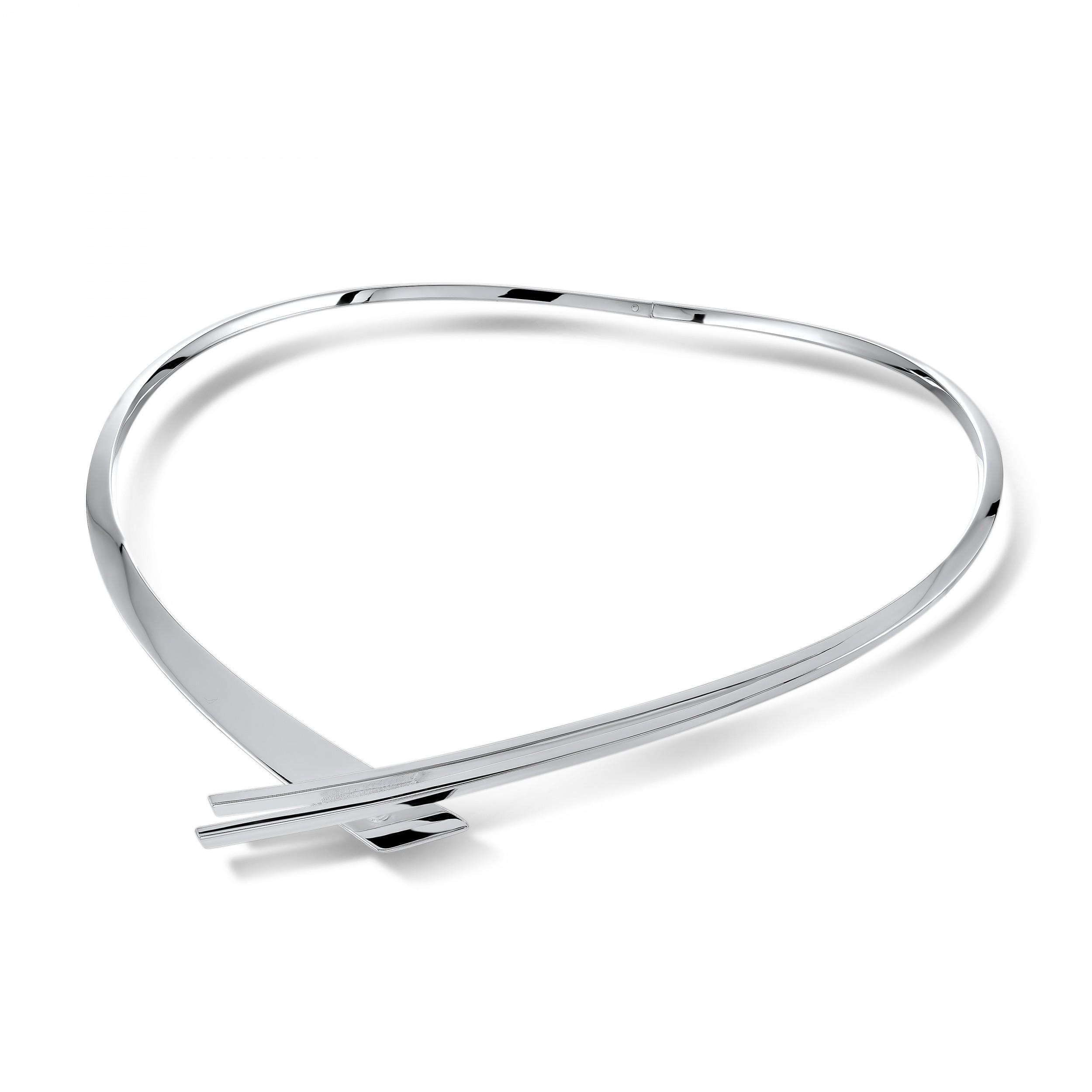 Betere Zilveren handgemaakte spang van Nol Sieraden AG08027.10 online VJ-74