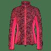 Afbeelding van Sportalm Aussie Leo Pink Fleece vest Dames