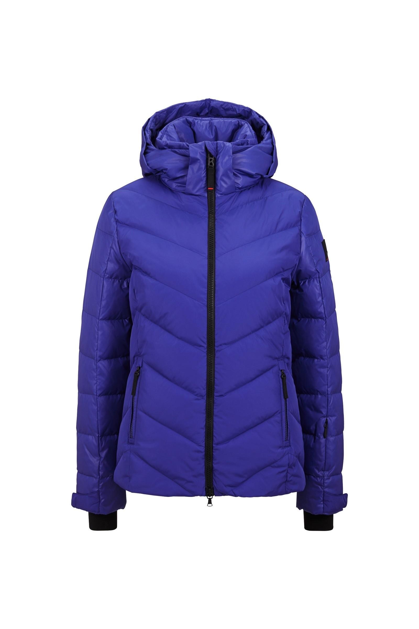 designer mode kosten charme uitchecken Bogner Fire & Ice Sassy-D Blauw Ski Jas Dames