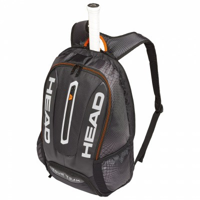 Foto van Head Tour Team Backpack Zwart