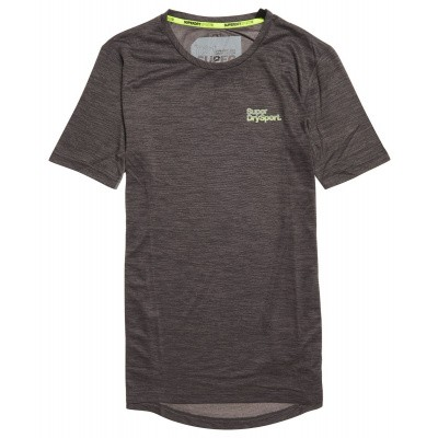 Foto van Superdry Sport Active Training Tee Antraciet