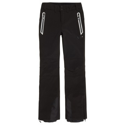 Superdry Sleek Piste Ski Pant Zwart Dames