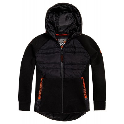Foto van Superdry Sport Gym Tech Stretch Hybrid