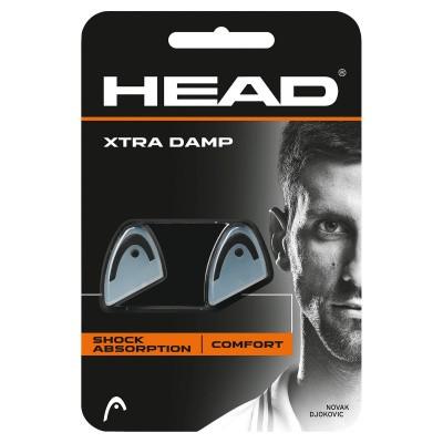 Foto van Head Xtra Damp 2 Stuks Zwart