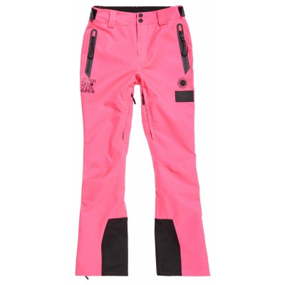 Foto van Superdry New Snow Pant Roze Dames