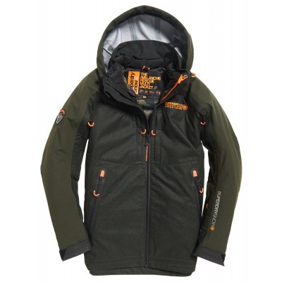 Superdry Piste Rescue Multi Jacket Heren