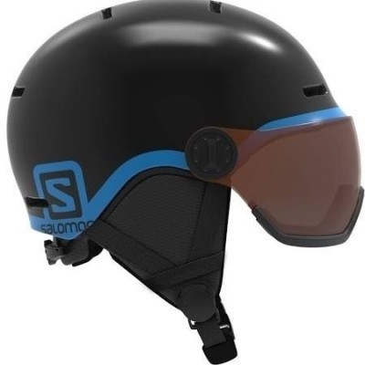 Foto van Salomon Grom Visor 2018 Junior Helm