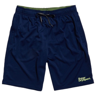 Foto van Superdry Sport Active Relaxed Short Navy