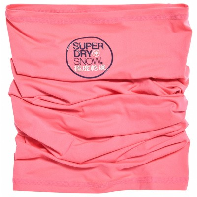 Foto van Superdry Snow Tube Buff Roze