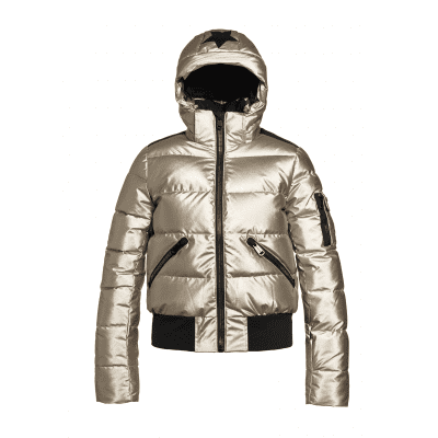 Foto van Goldbergh Diva Jacket Gold