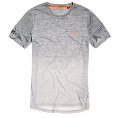 Superdry Sport Active Ombre Grit Tee