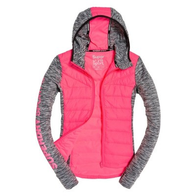 Superdry Active Hybrid Jacket Dames