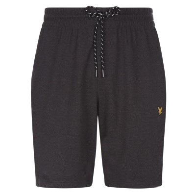 Lyle & Scott Lightweight Training Short Zwart