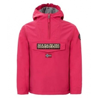 Napapijri Rainforest Kids Fuchsia