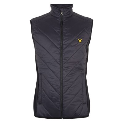 Lyle & Scott Brandon Chevron Gillet