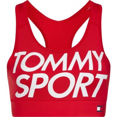 Foto van Tommy Sport Bra Logo Medium Support