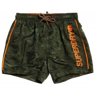 Superdry Pool Side Swim Short Camo