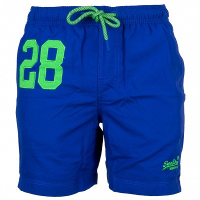 Foto van Superdry Water Polo Swim Short Kobaltblauw