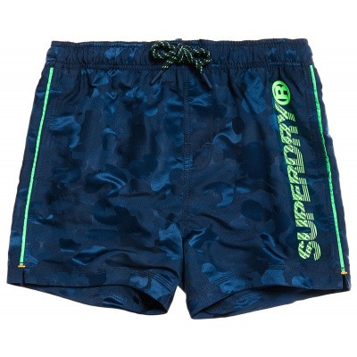 Foto van Superdry Pool Side Swim Short Marine