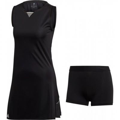 Foto van Adidas Club Dress Zwart