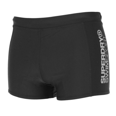 Superdry Sport Swim Stretch Midi Trunk