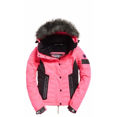 Superdry Luxe Snow Puffer Dames