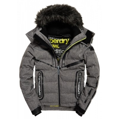 Superdry Deluxe Nordic Snow Puffer