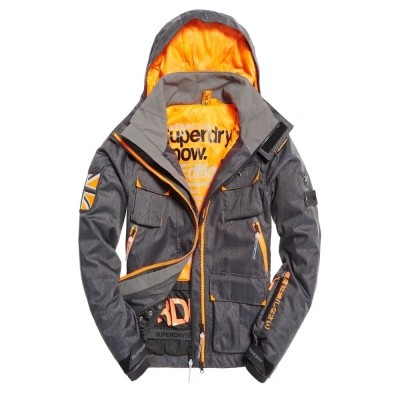 Foto van Superdry Ultimate snow Service Jacket Heren