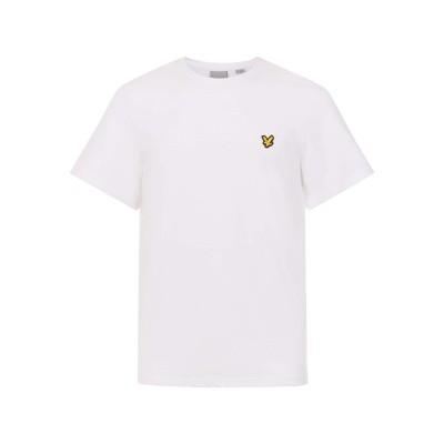 Lyle & Scott Martin SS T-Shirt Wit