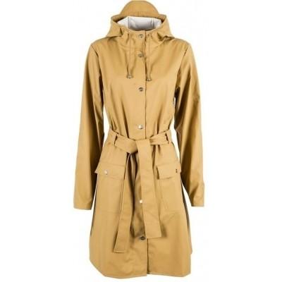 Rains Curved Jacket, Dames